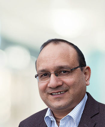 Anil Jain - Chief Commercial Officer   Infostretch Corp